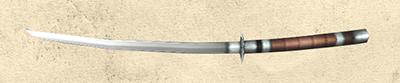 La Griffe du Lion, boutique d'armes Luhain10