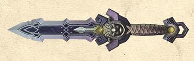 La Griffe du Lion, boutique d'armes Tresse10