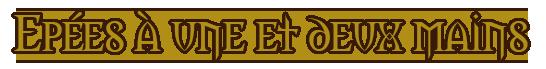 La Griffe du Lion, boutique d'armes Zopzoe10