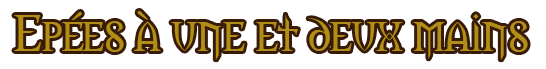 La Griffe du Lion, boutique d'armes Zopzoe12