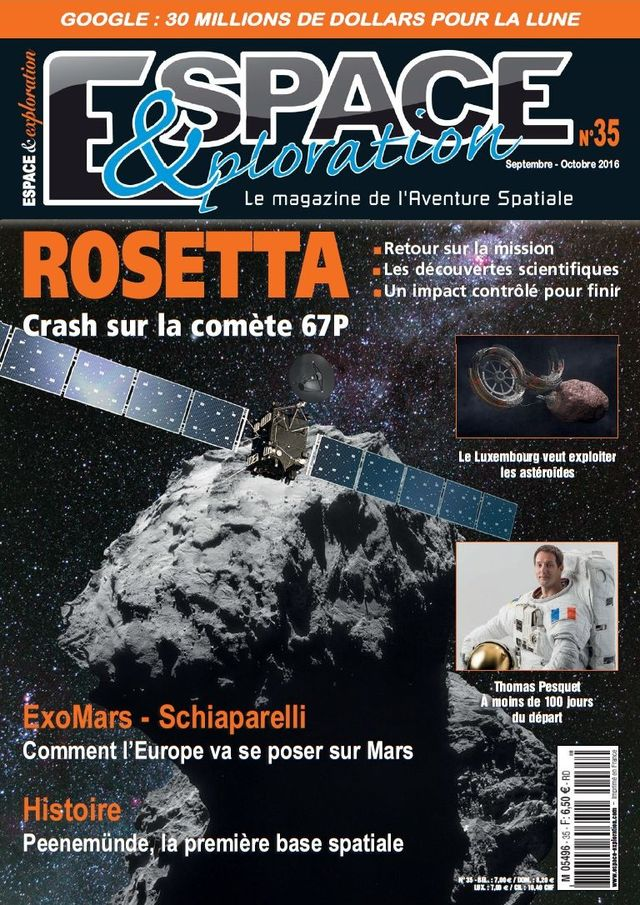 Espace & Exploration n°35 - Peenemünde 16090010