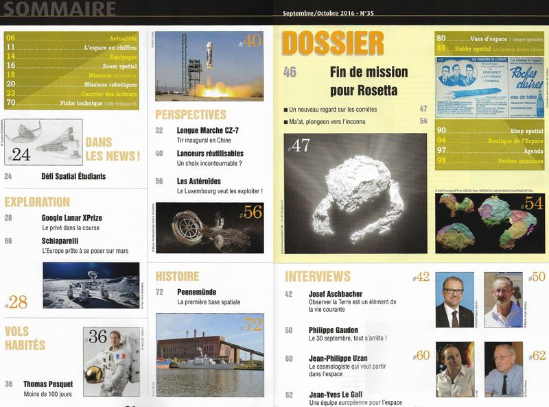Espace & Exploration n°35 - Peenemünde 16090011