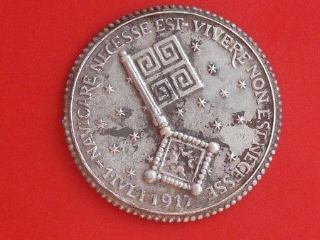 Médaille argent Ville de BREME / Allemagne Dsc00010
