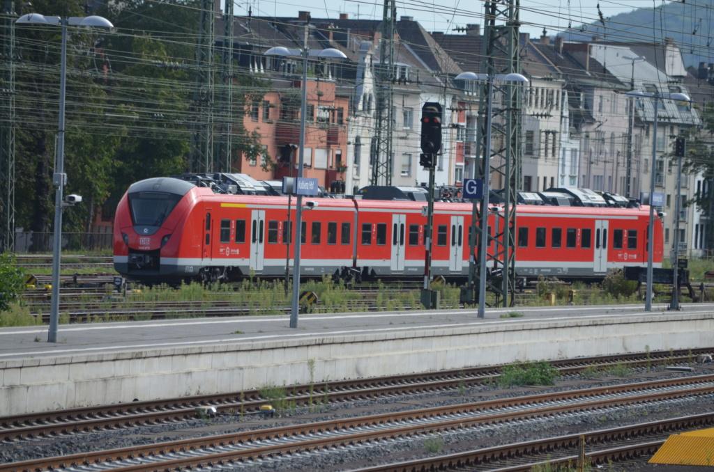 Zug Köln Koblenz