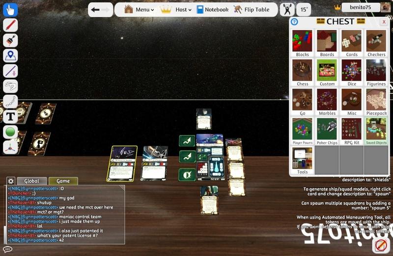 [Tuto] Jouer à Armada online sur Table Top Simulator 1011