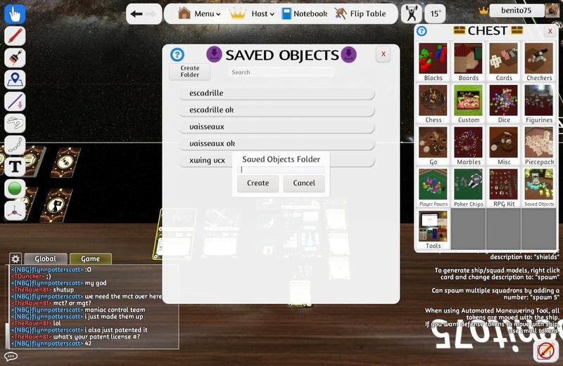 [Tuto] Jouer à Armada online sur Table Top Simulator 1211