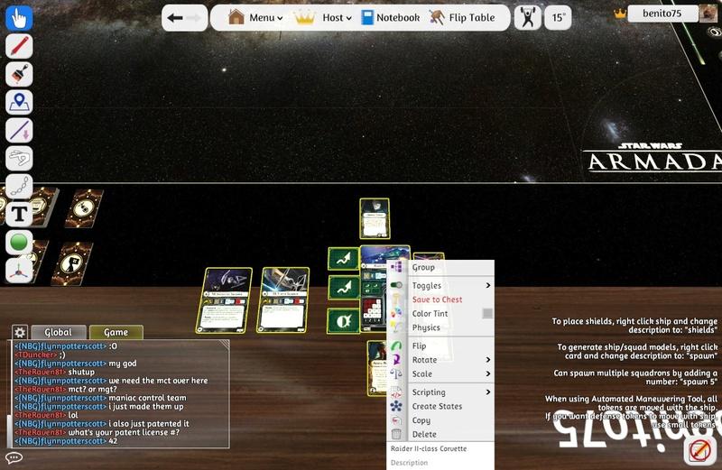 [Tuto] Jouer à Armada online sur Table Top Simulator 1411