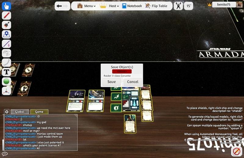 [Tuto] Jouer à Armada online sur Table Top Simulator 1511