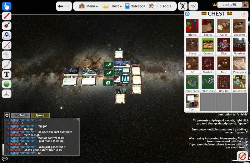 [Tuto] Jouer à Armada online sur Table Top Simulator 1811