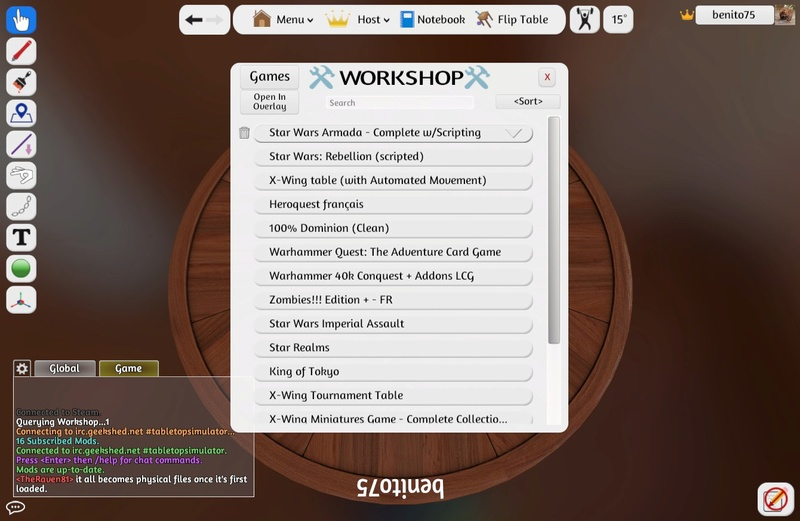 [Tuto] Jouer à Armada online sur Table Top Simulator 310