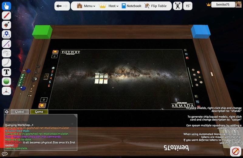 [Tuto] Jouer à Armada online sur Table Top Simulator 411