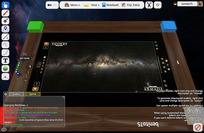 [Tuto] Jouer à Armada online sur Table Top Simulator 511