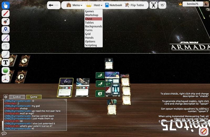 [Tuto] Jouer à Armada online sur Table Top Simulator 911