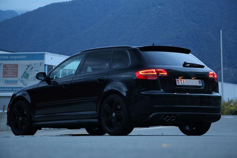 Audi S3 8p sb, una pulitina era d'obbligo Img_0115