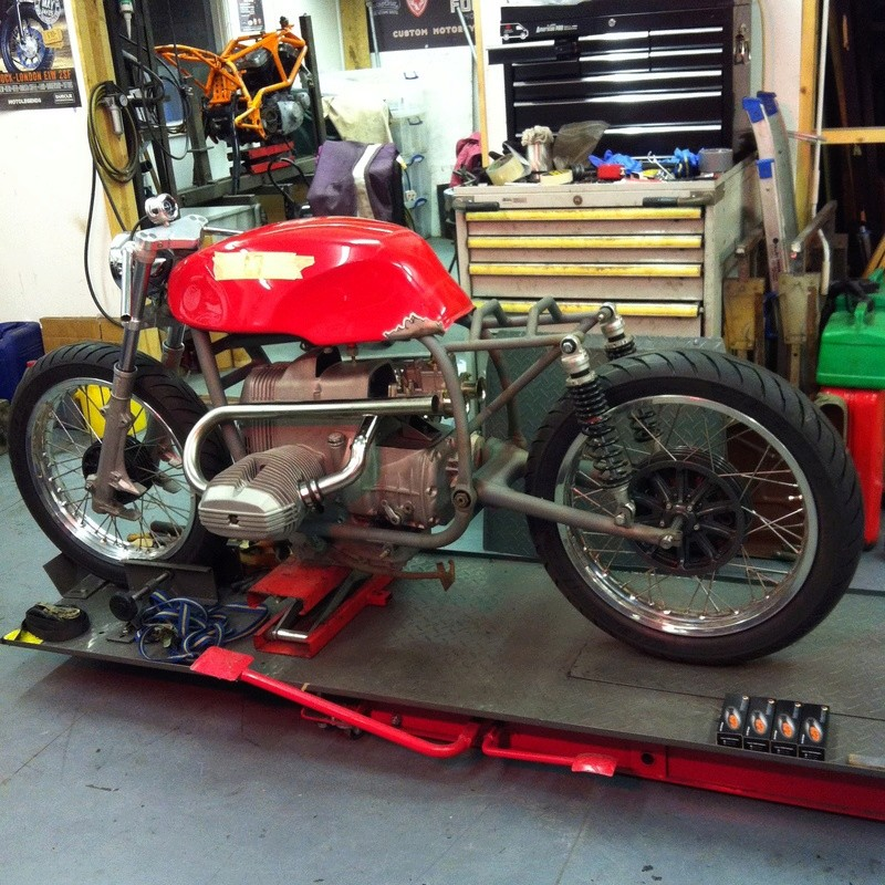 R80 Foundry Motorcycle  Img_3310