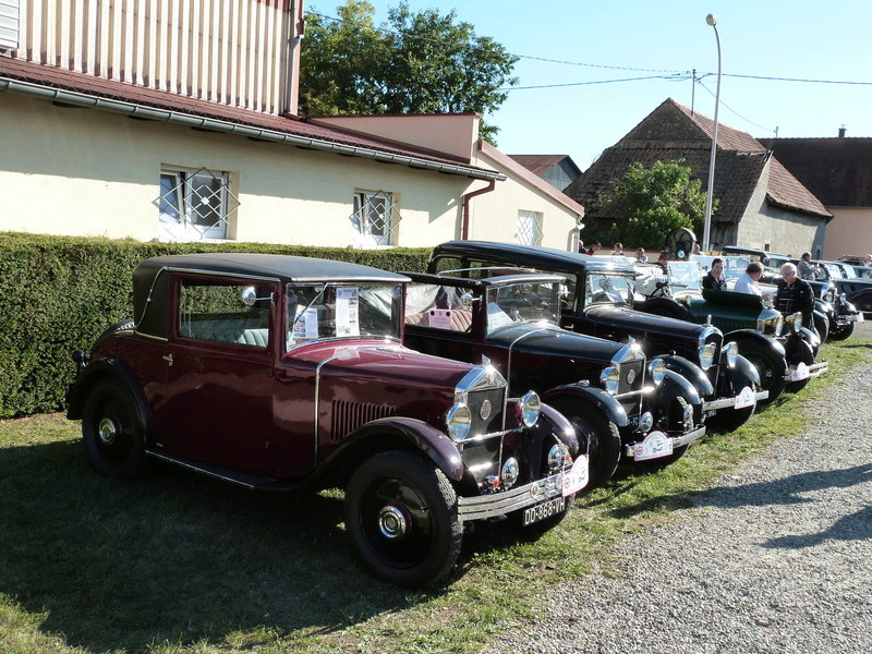 36eme randonnée internat. des vendanges à Rustenhart (68) Rusten26
