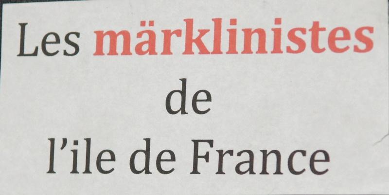 Exposition  8 et 9 Octobre 2016 La Chapelle en Serval (60) Markli29