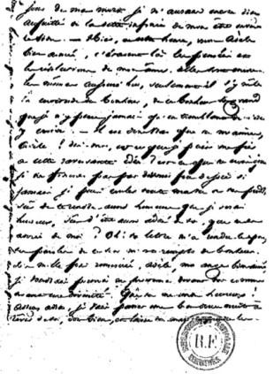 Ô mes lettres d'amour, de vertu, de jeunesse - Victor Hugo O_mes_10