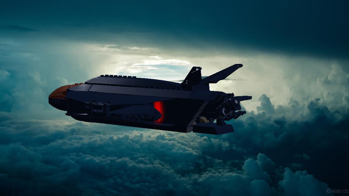 Z-6 'Fiuslk' Rapid Atmospheric Transport Ppt_z-19
