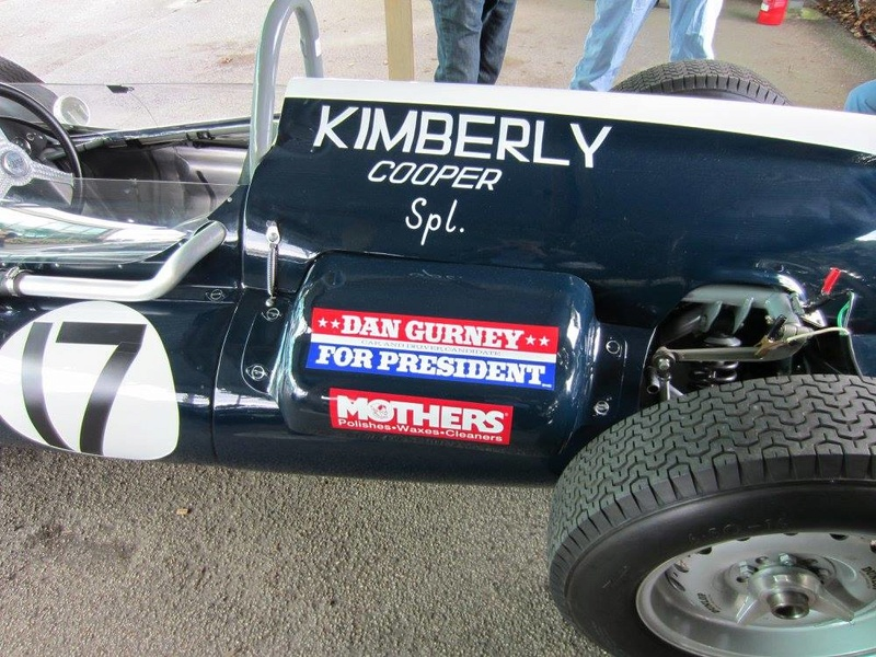 Goodwood Revival, Sir Jack Brabham Tribute 14379810
