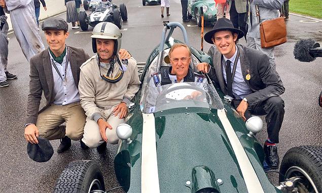 Goodwood Revival, Sir Jack Brabham Tribute Brabha10