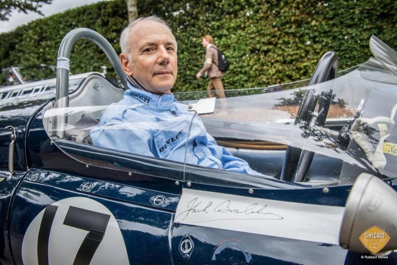 Goodwood Revival, Sir Jack Brabham Tribute Cineca11