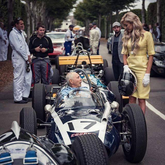 Goodwood Revival, Sir Jack Brabham Tribute Tribut11