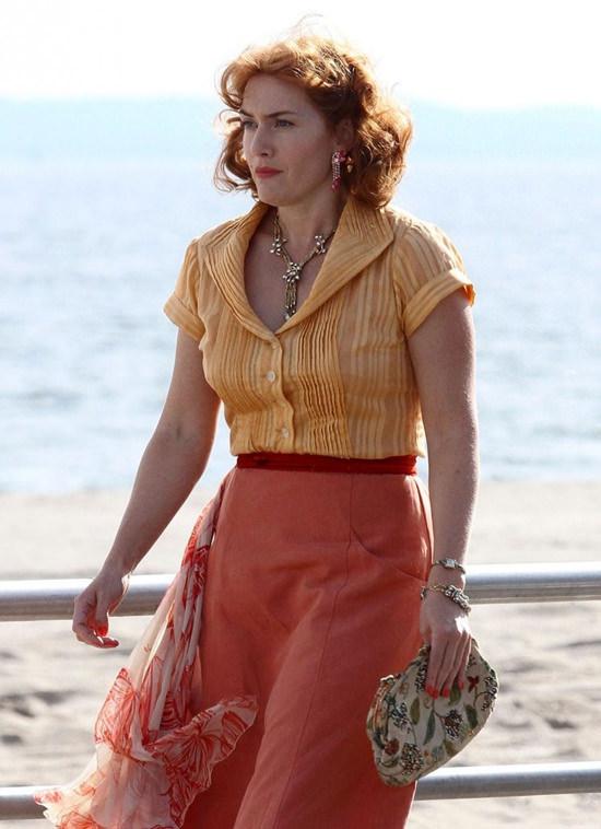 Wonder Wheel : Kate Winslet dans le prochain film de Woody Allen Justin11