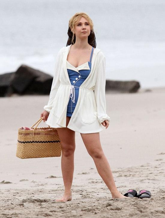 Wonder Wheel : Kate Winslet dans le prochain film de Woody Allen Justin12