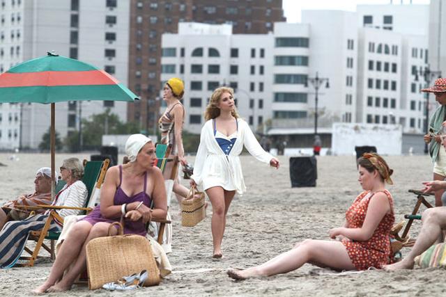 Wonder Wheel : Kate Winslet dans le prochain film de Woody Allen Justin13