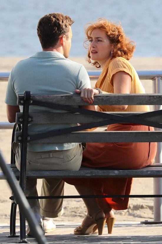 Wonder Wheel : Kate Winslet dans le prochain film de Woody Allen Justin14