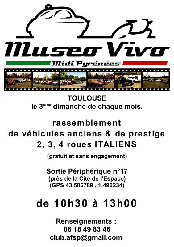 Museo Vivo Toulouse - Août 2017 Toulou11
