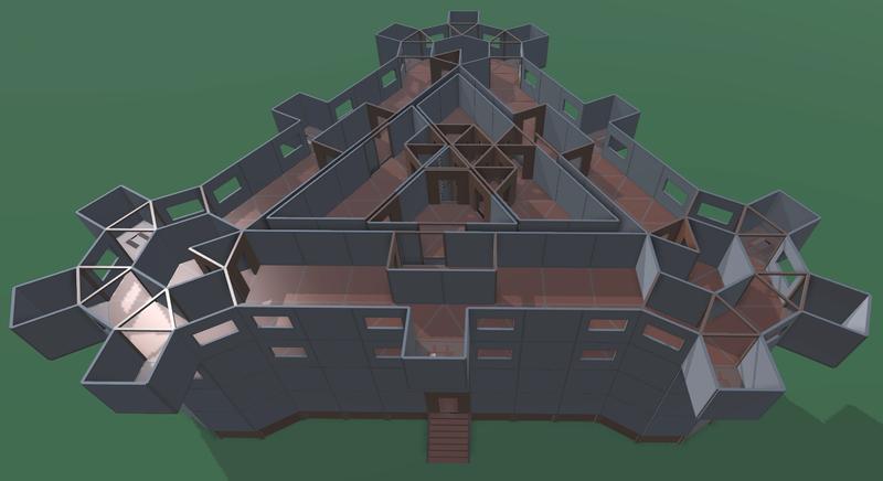 Petite idée de construction tééééé Projet11