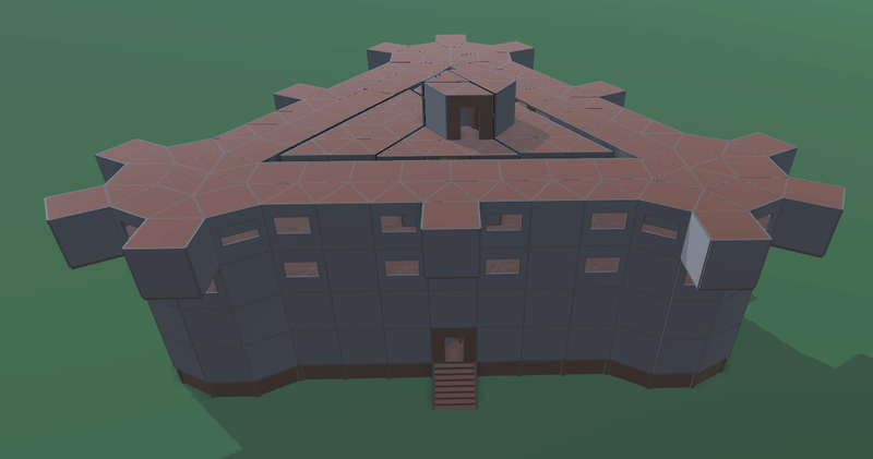 Petite idée de construction tééééé Projet14