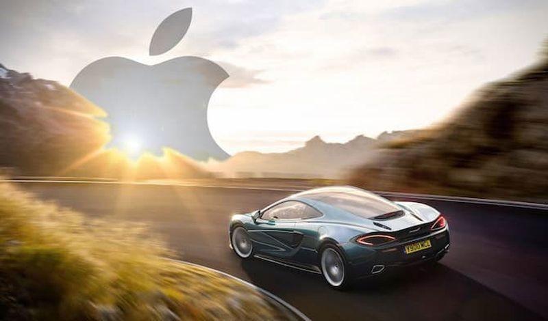 Trattative tra Apple e McLaren: Smentite Apple-10