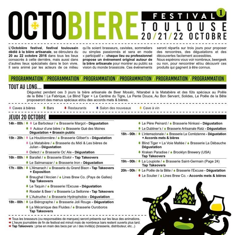 Octobière Festival - Toulouse / 20 - 21 - 22 Octobre 2016 Octo110