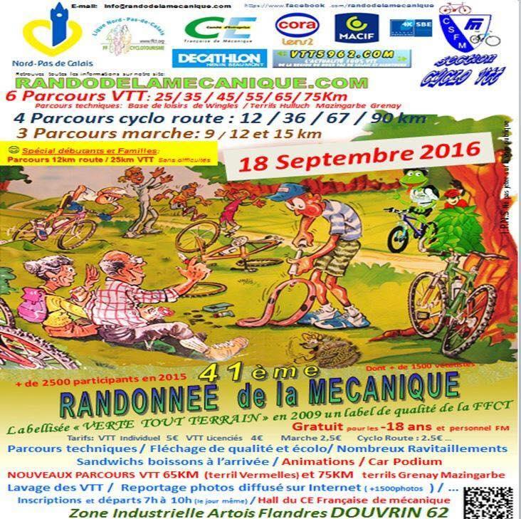 Rando du dimanche 18 septembre 2016 Douvri10