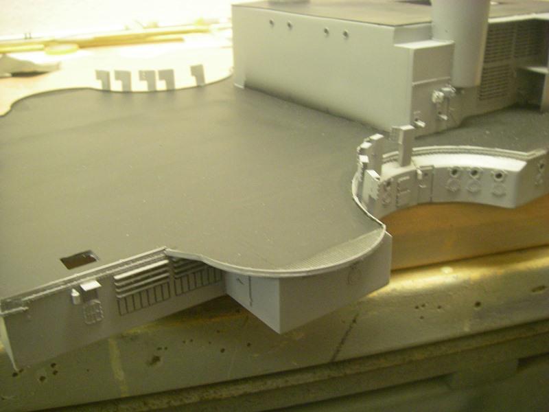 Bau der Bismarck in 1:100  - Seite 2 Imgp8615