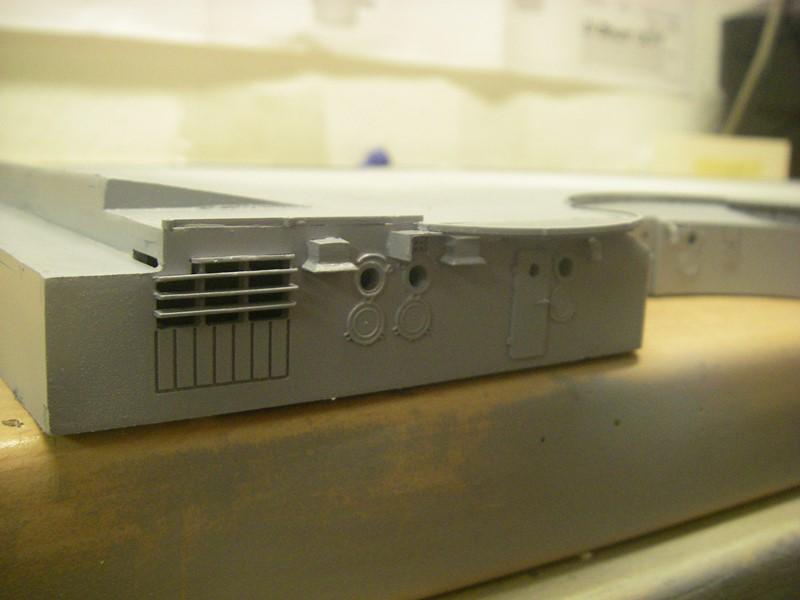 Bau der Bismarck in 1:100  - Seite 2 Imgp8632