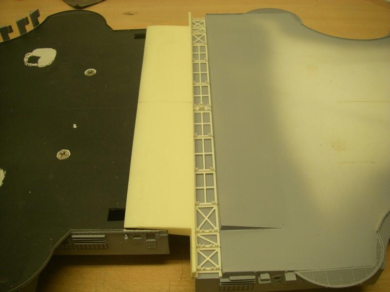 Bau der Bismarck in 1:100  - Seite 2 Imgp8649