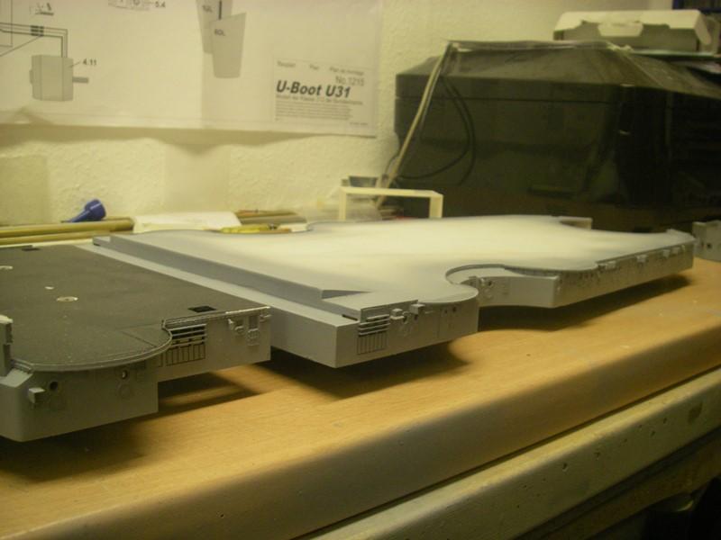 Bau der Bismarck in 1:100  - Seite 2 Imgp8650