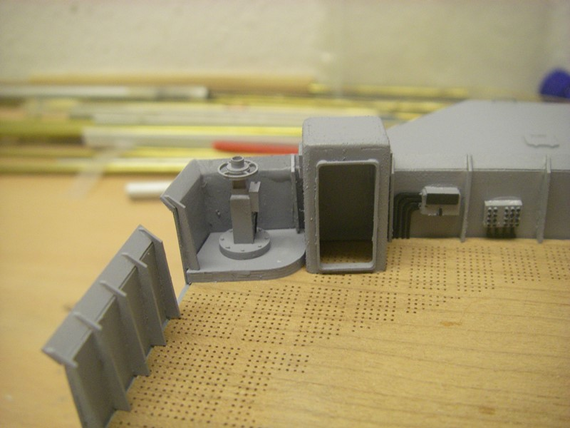 Bau der Bismarck in 1:100  - Seite 3 Imgp8657