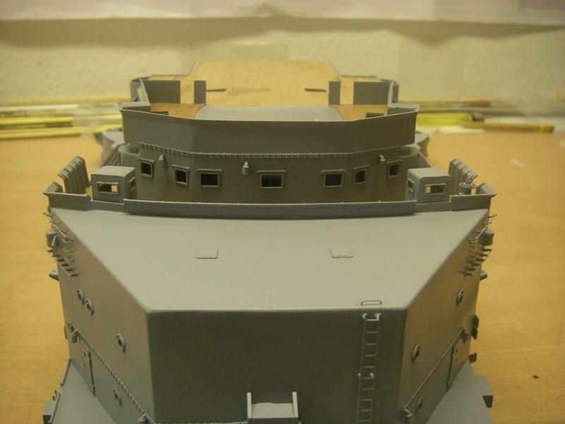 Bau der Bismarck in 1:100  - Seite 3 Imgp8661