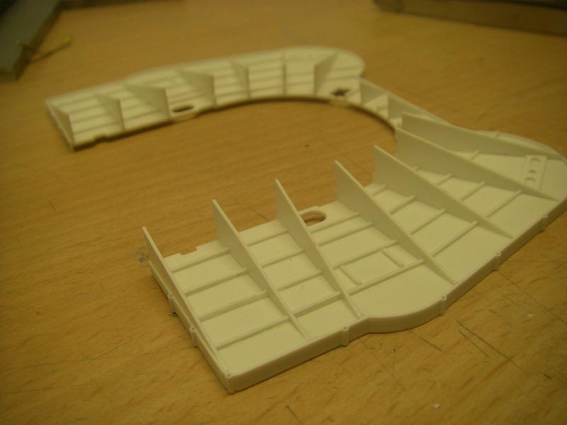 Bau der Bismarck in 1:100  - Seite 3 Imgp8725