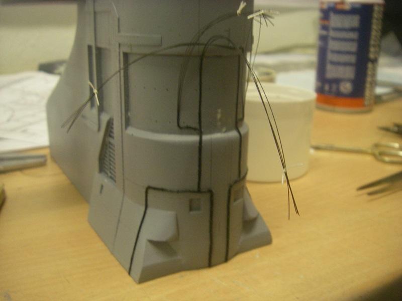 Bau der Bismarck in 1:100  - Seite 3 Imgp8758