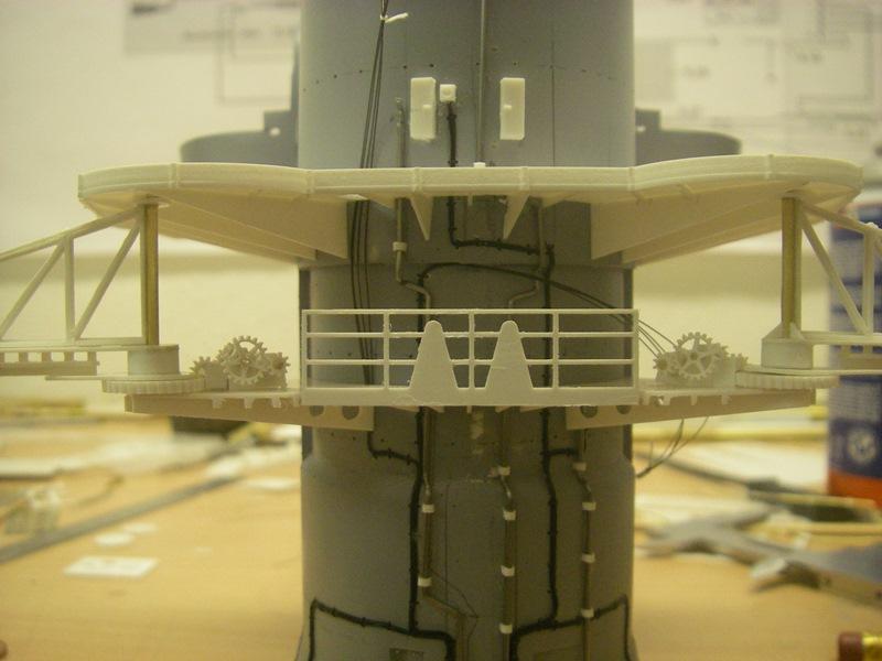 Bau der Bismarck in 1:100  - Seite 3 Imgp8771
