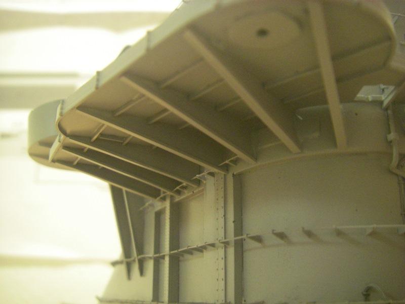 Bismarck 1:100 nur die Aufbauten  - Seite 4 Imgp8810