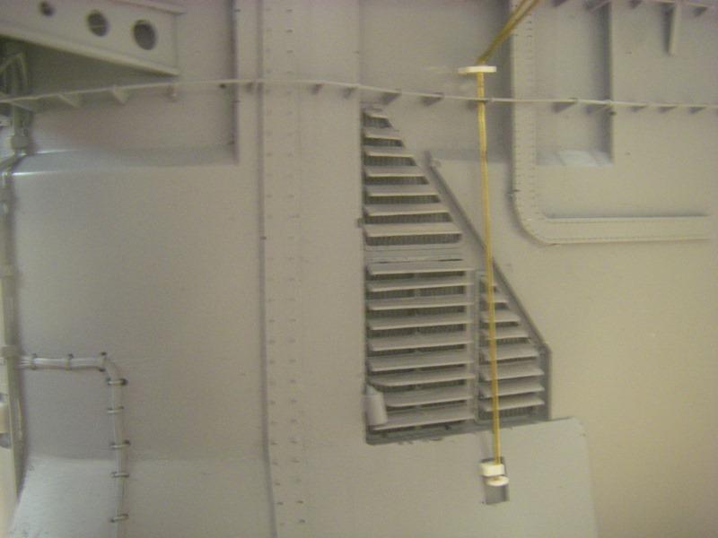 Bismarck 1:100 nur die Aufbauten  - Seite 4 Imgp8857