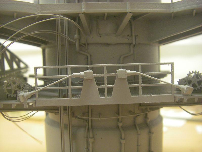 Bau der Bismarck in 1:100  - Seite 6 Imgp8896