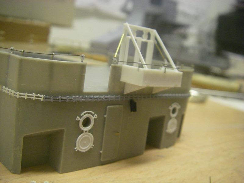 Bau der Bismarck in 1:100  - Seite 5 Imgp8914